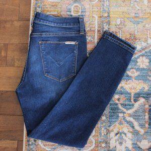 Hudson Jeans Skinny Leg Mid Rise